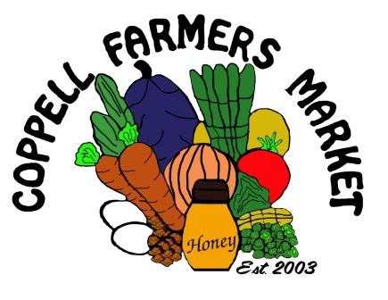 Coppell Farmers' Market logo