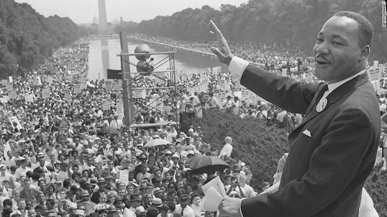 have dream speech I have a dream that one day even the state of mississippi, a desert state, sweltering with the heat of injustice and oppression, will be transformed into an oasis of.