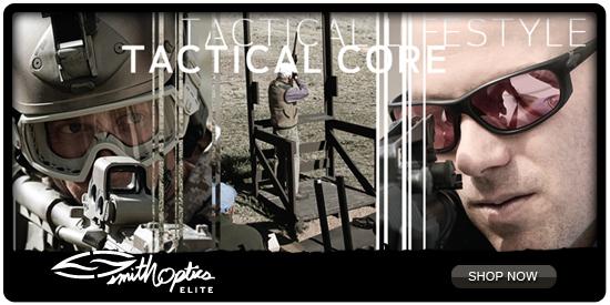 34600f5bff Smith Optics Elite Tactical Eyewear