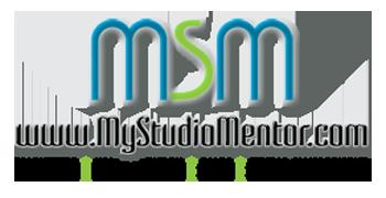 MyStudioMentor.com logo