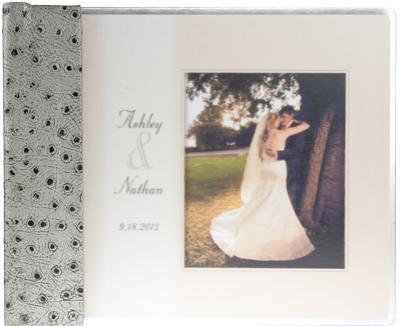 acrylic photo albums