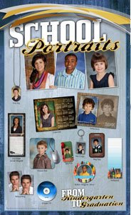 school portrait photographyPrepay Flyer
