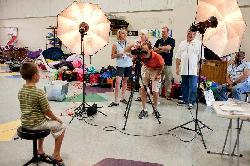 School photography Boot Camp