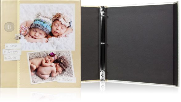 3-ring binders for photographers