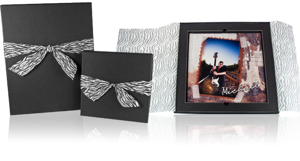presentation boxes for photographers