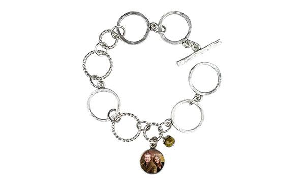 Sarah Charm Bracelet