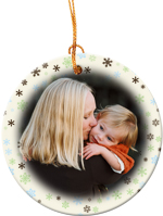 porcelain ornament template for photographers