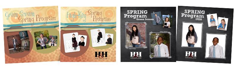 H&H Spring Programs