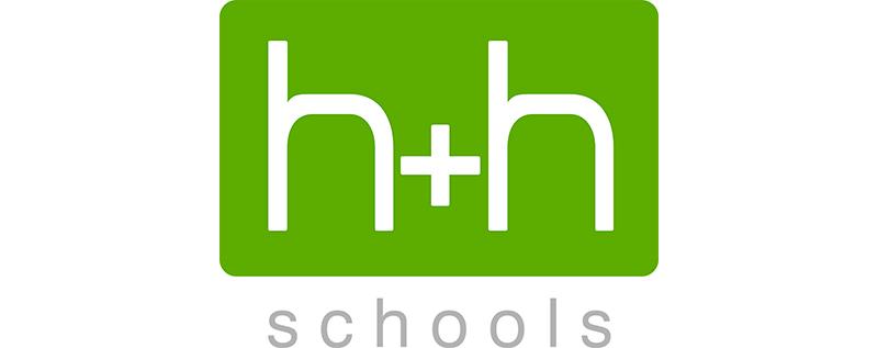h+h schools logo