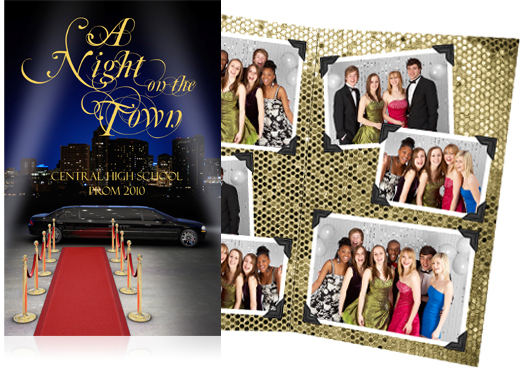 Featuring Prom Booklets by H&H's Digital Printing Lab