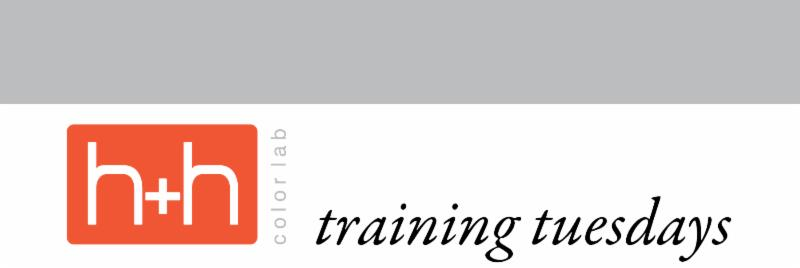 Training Tuesdays header