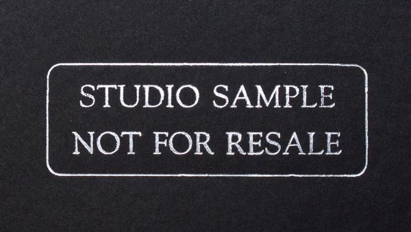Photo Studio Imprint