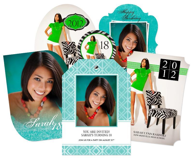 designer photo cards