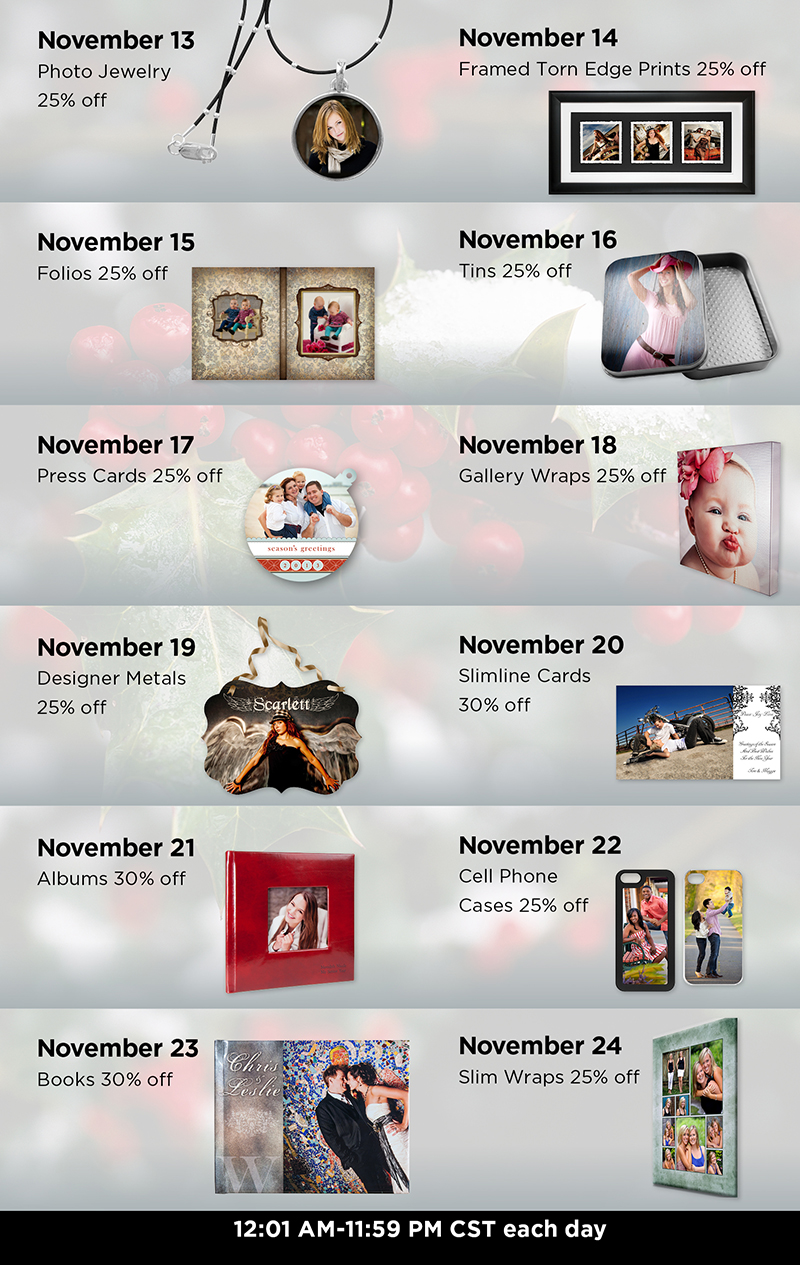12 Days of Christmas Sale_products