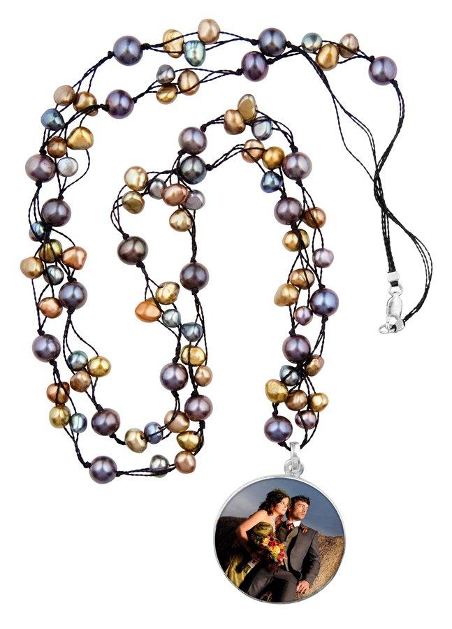 photo prints jewelry