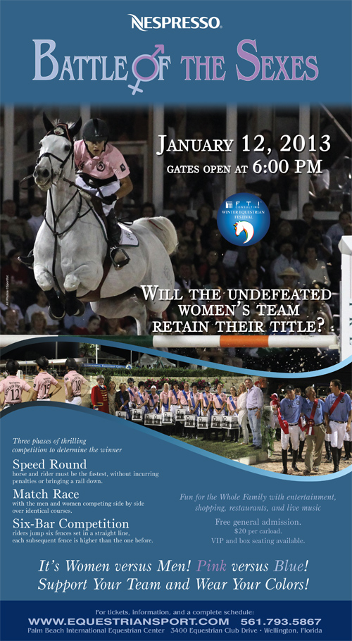 ... Challenge Cup Round 1 on Thursday, the $25,000 Suncast 1.50M  Championship Jumper Classic on Saturday afternoon, and the $30,000  Mar-a-Lago Club Grand ...