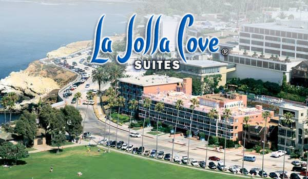La Jolla Cove Suites Across From Scripps Park And