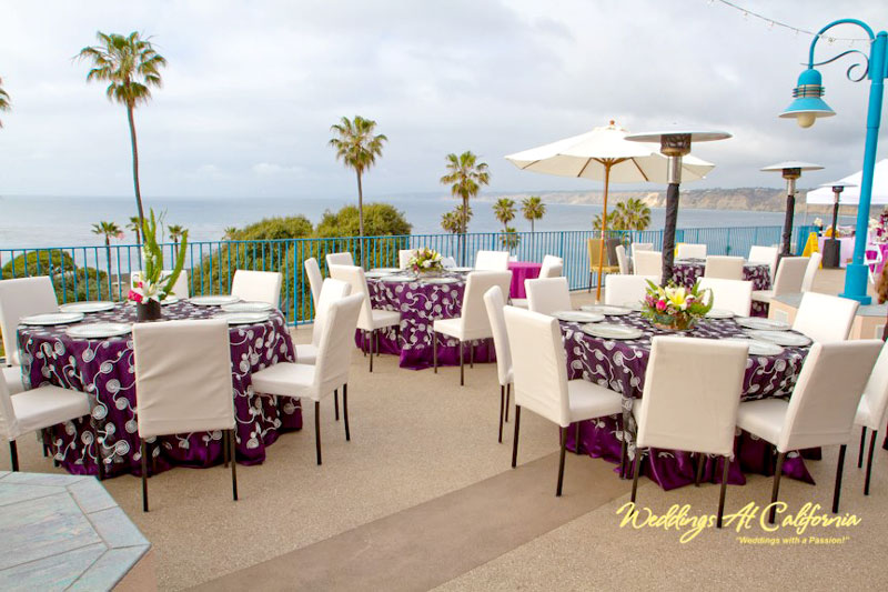 Panoramic View From The Oceanfront Rooftop Of La Jolla Cove Suites