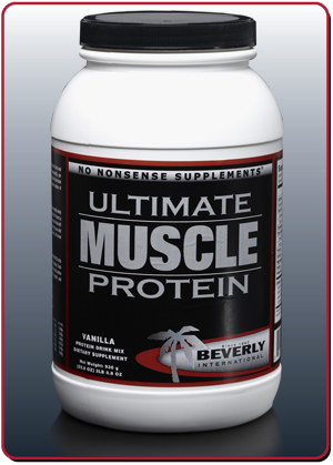 Ultimate muscle protein