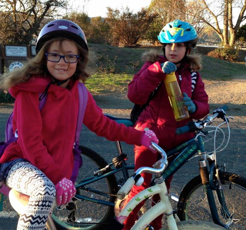 tiburon bike train girls