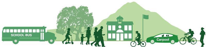 green ways to school