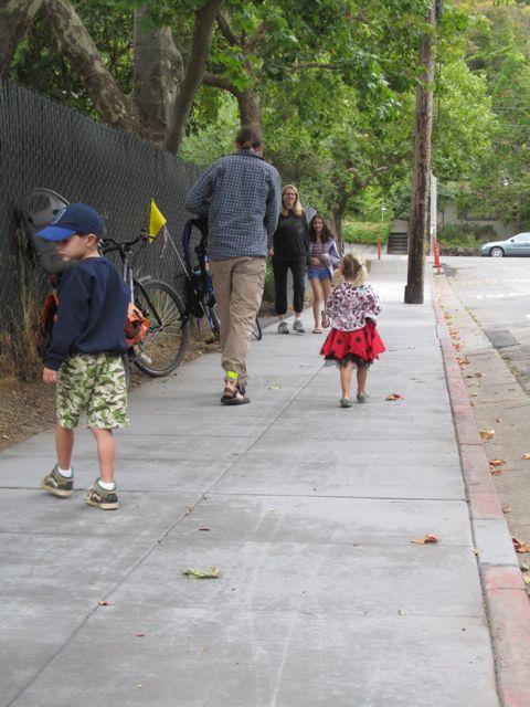 Wade Thomas Sidewalks
