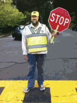 Tam Valley Crossing Guard