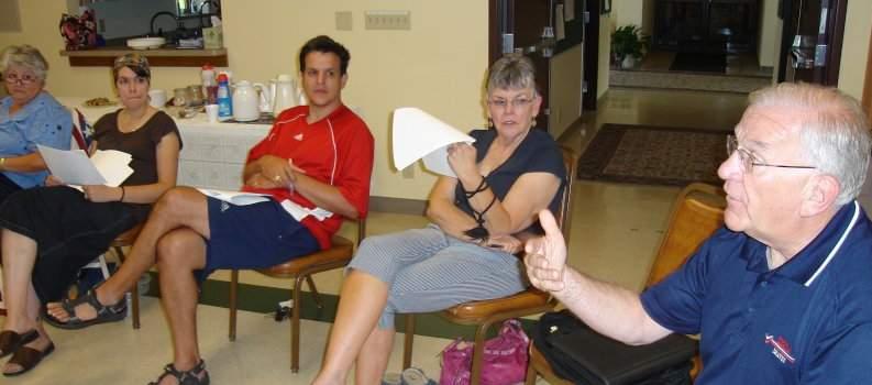 Parish Health discussion