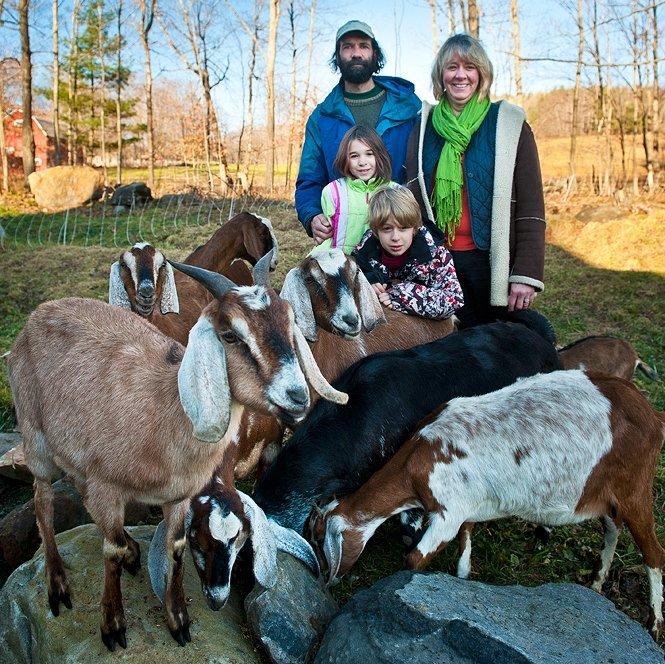 Sangha Farm Family