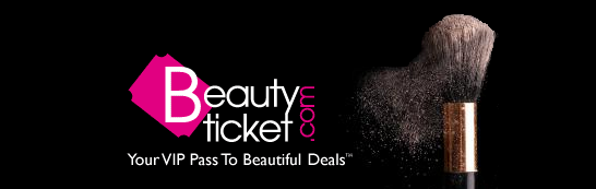 Beauty Ticket Logo