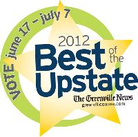 Best of the Upstate Logo