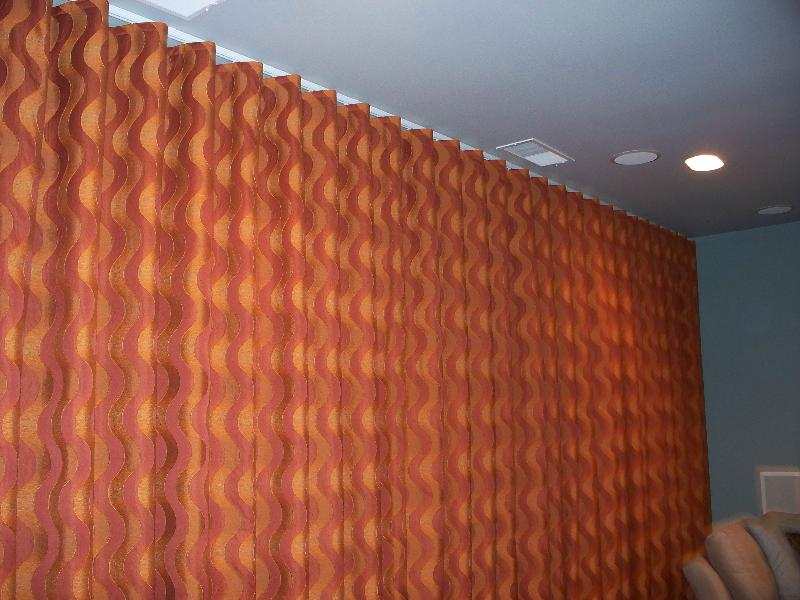 Dixon basement ripplefold panels