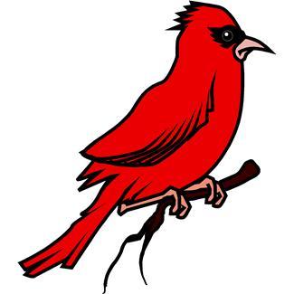 IRWS Cardinal clip art