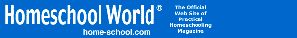 Homeschool World Logo