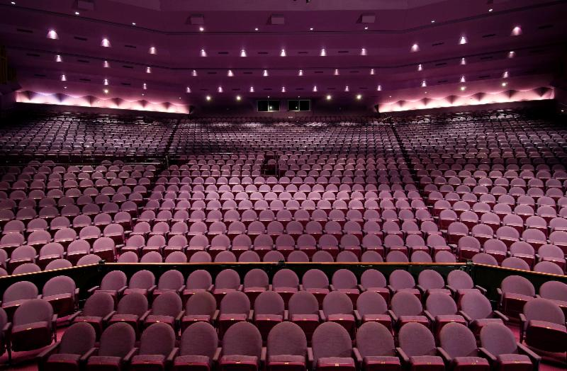Van Wezel seats