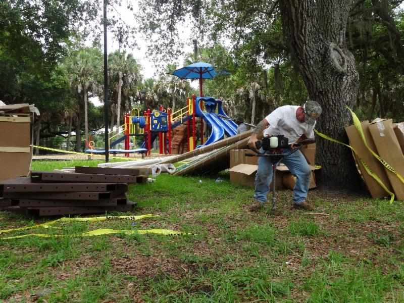 Orange Ave Playground