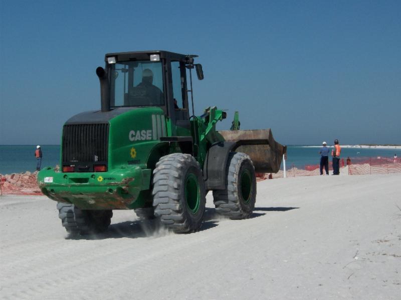 Lido Beach Restoration
