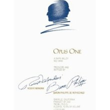 Opus One Napa Valley 2013 California Red Wine 750 mL