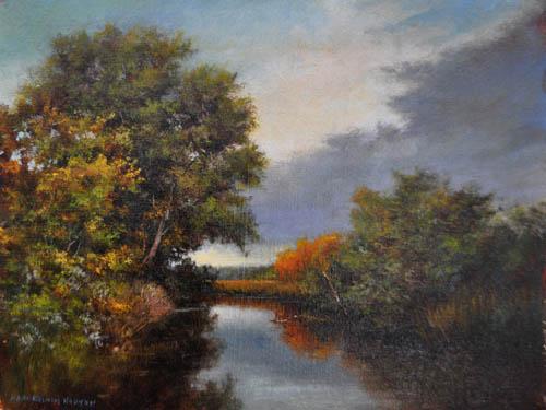 Jehossee Island Waterway