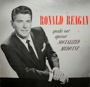 Reagan 50 years ago