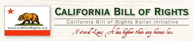 CA Bill of Rights header