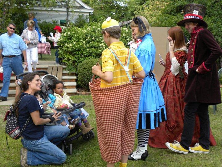 Volunteers at Ashford Manor
