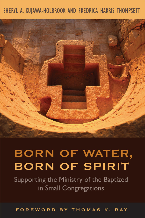 Born of water book