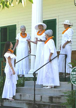 Daughters of Hawaii