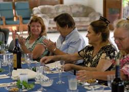 Seder supper StTim