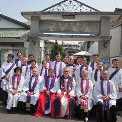 BBB Taiwan clergy