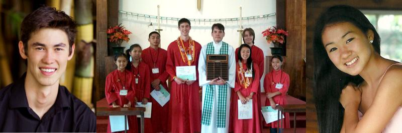Holy Apostle 2013 Acolytes