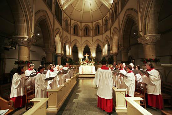 st andrew choir