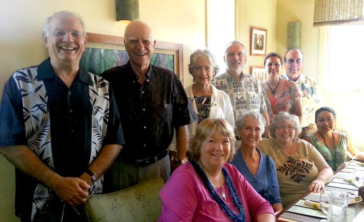legacy big island 2012