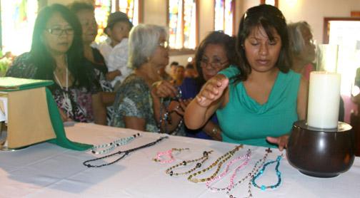 GS Prayer beads